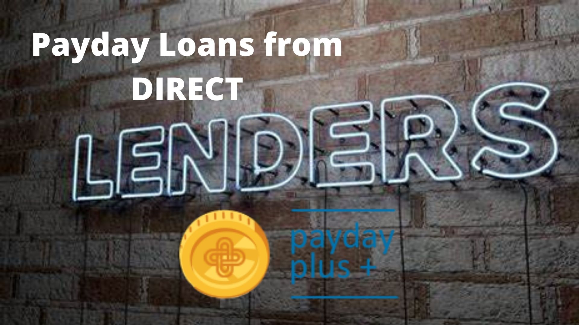 Payday Loans from Direct Lenders