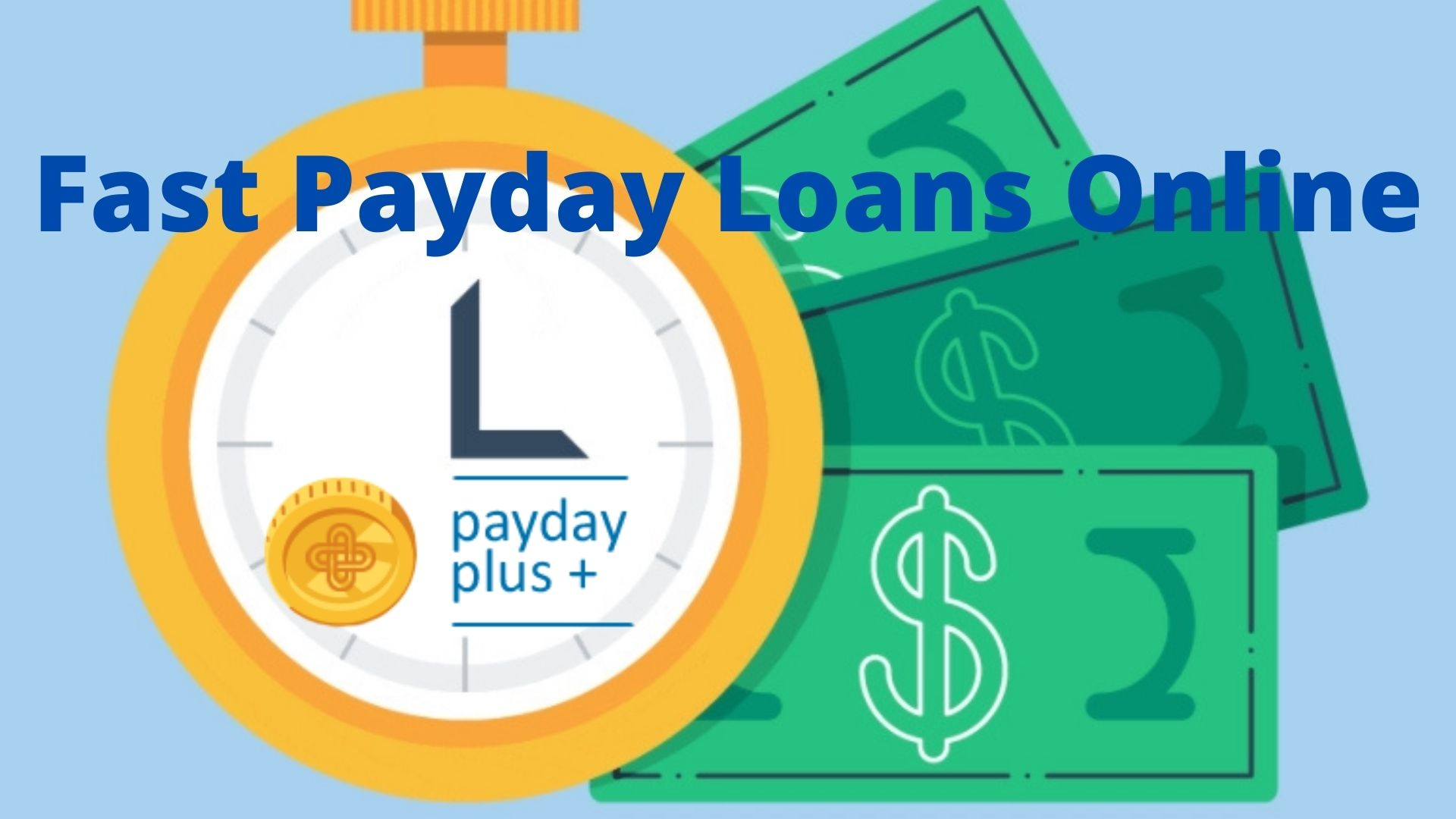 Get Fast Payday Loans Online